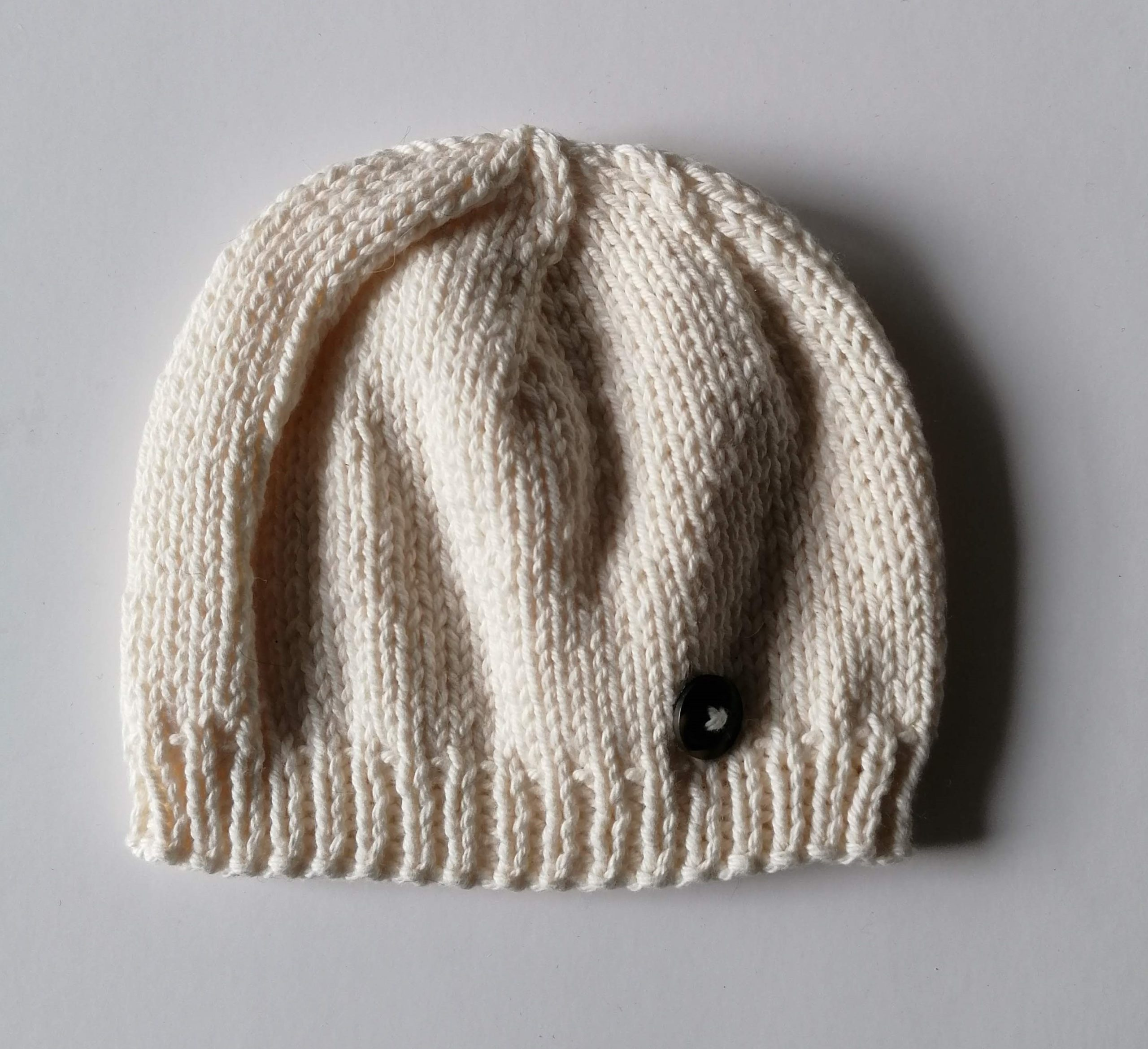 Knitted Childs Hat